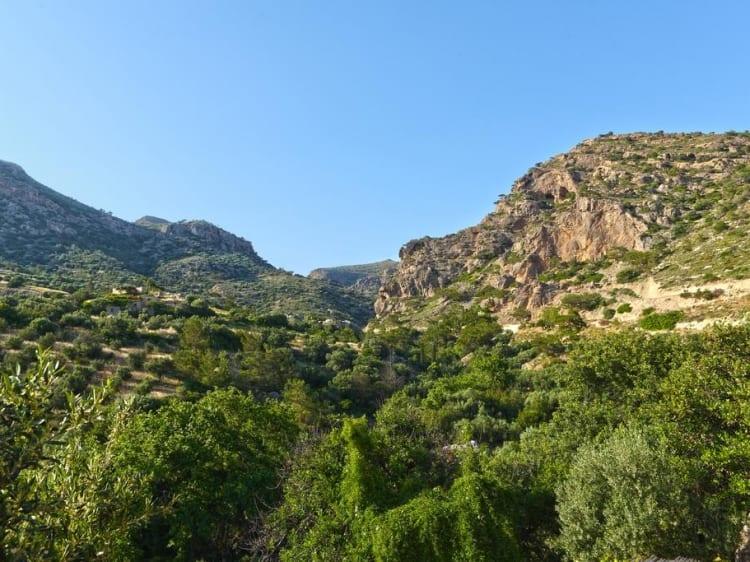 Aspros Potamos Bijzondere accommodatie op Kreta