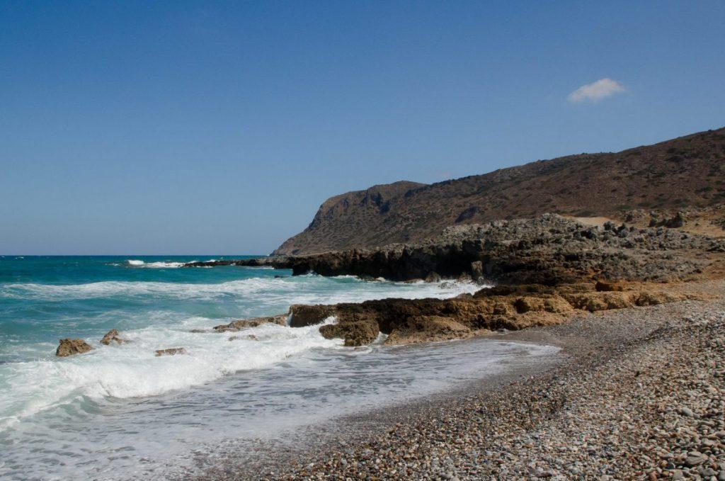 Milatos strand
